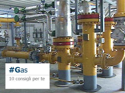 Servizio gas